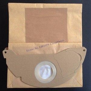 Image 4 - 10 adet elektrikli süpürge torbaları kağıt toz torbaları için yedek Karcher A2000 2003 2004 2014 2024 2054 2064 2074 S2500 WD2200 2210