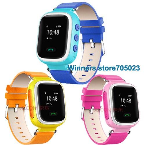 Kids GPS Smart watch F16 MTK6261 364MHz font b GSM b font GPRS GPS Tracker 0
