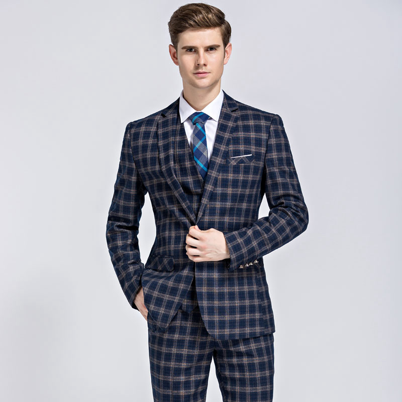 Chaleco Tela Escocesa De Hombre La Chaqueta Pantalones Para 5RwqOFc1