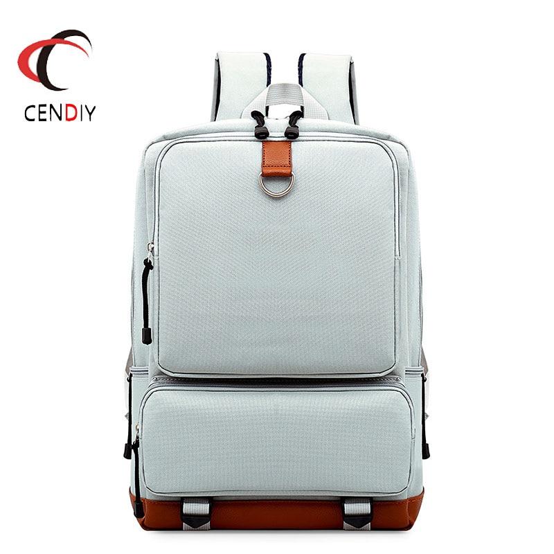 2018 Waterproof Backpack Men School Bags For Teenagers Male Large Capacity Laptop Backpacks Women Travel Bag Designer Rucksack