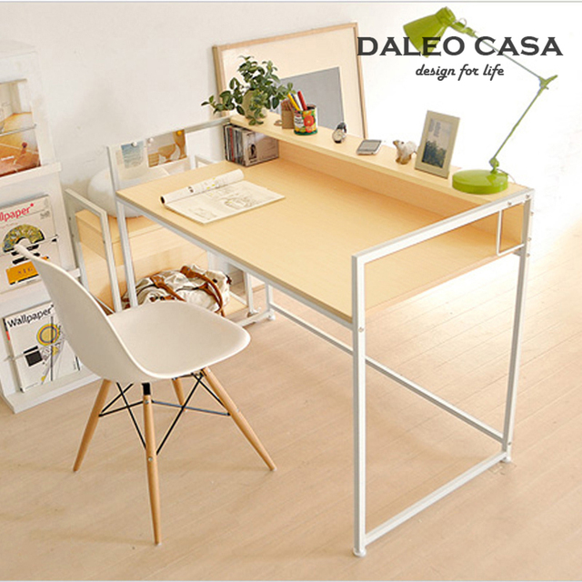 Hot Nordic Ikea Style Desk Computer Table Book Fashion Designer 1 2 M