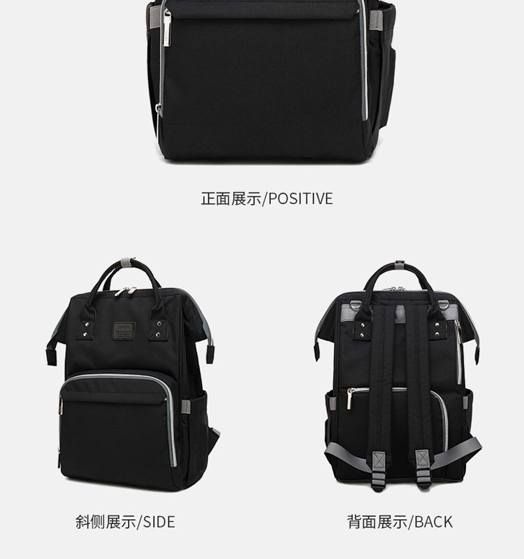 HTB1auzQef1G3KVjSZFkq6yK4XXa4 Nappy Backpack Bag Mummy Large Capacity Bag Mom Baby Multi-function Waterproof Outdoor Travel Diaper Bags For Baby Care