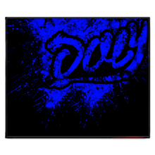 DOKLY Blue model mouse pad gaming mat 300X240X2mm locking edge speed version for sc2 wow dota 2 lol cs