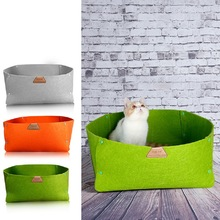 1PC Hot Sale Pet Dog Cat Beds and Mats House Pet Litter Mattress 3 Color