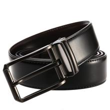 2019 Men's Belt Leather Belt Men Male Genuine Leather Strap Luxury Pin Buckle Casual Men Belt Cummerbunds Ceinture Homme