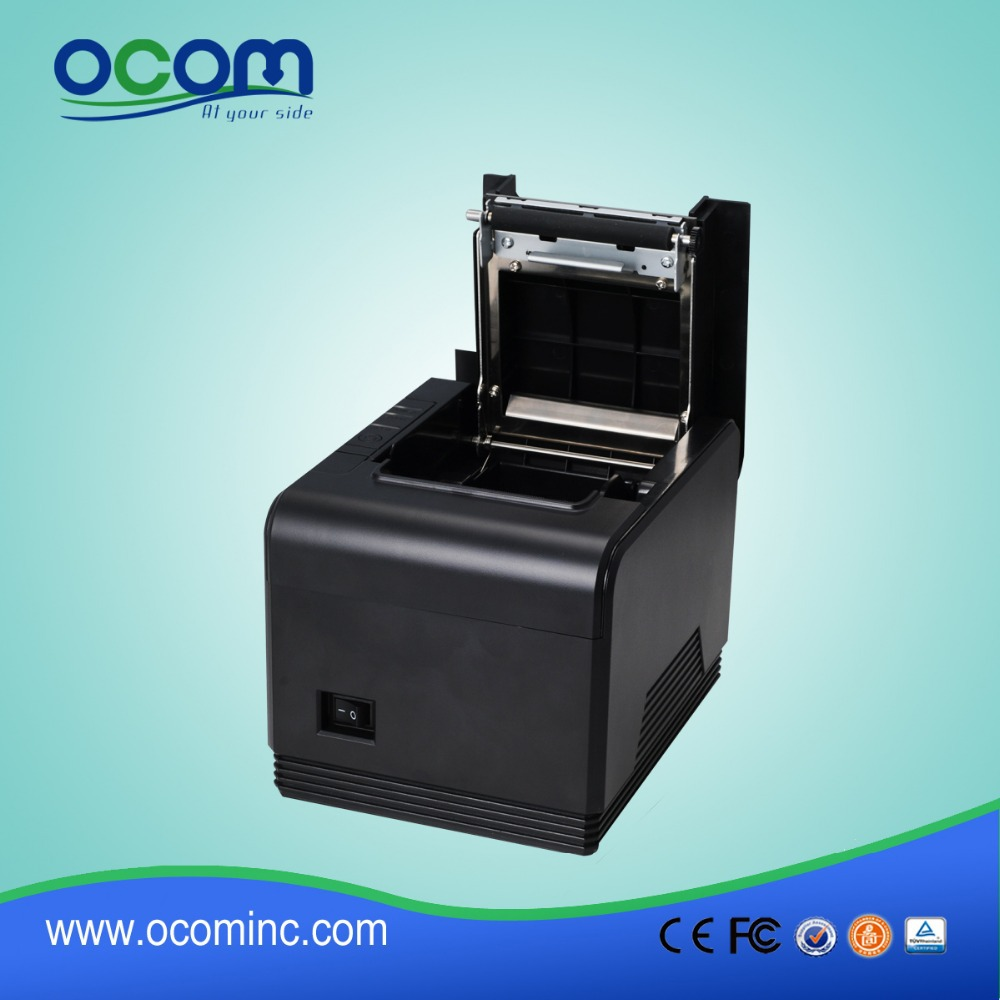 80mm USB Thermal Recipt Printer With auto cutter OCPP-80L (USB)
