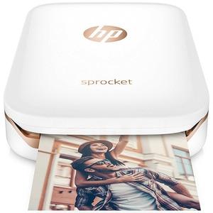 Image 2 - 미니 포켓 포토 프린터 휴대 전화 블루투스 휴대용 프린터 미니 홈 스프로킷 hp zink 포토 용지 인쇄 잉크 없음