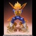 2015 16 cm Anime Dragon Ball Z Dragon Ball Super Saiyan Vegeta batalla de estado Final Flash acción PVC Figure modelo Toy envío gratis