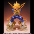 2015 16cm Anime Dragon Ball Z Dragonball Super Saiyan Vegeta Battle State Final Flash PVC Action Figure Model Toy Free shipping