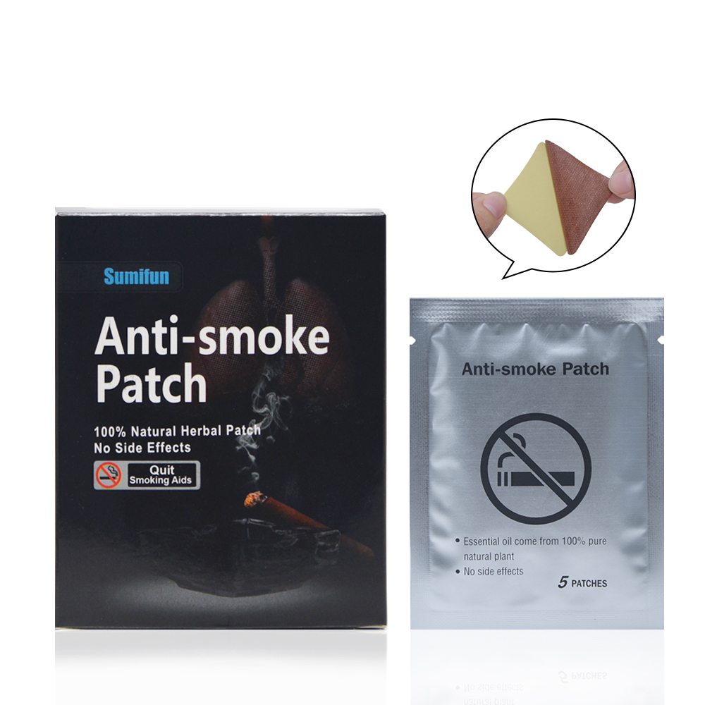 140Pcs/4Boxes Sumifun Healthy Effective Stop Smoking Patches for Smoking Cessation Patch to Give Up Smoking massage D0585 фен elchim 3900 healthy ionic red 03073 07