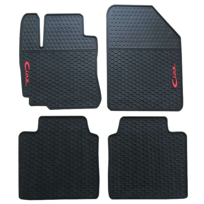 Special rubber car floor mats for Suzuki Ciaz durable waterproof latex carpets for Ciaz special rubber latex green car trunk mats case for benz smart desinged for original car model