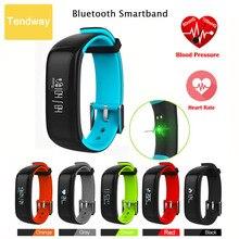 Смарт-браслеты Фитнес браслет, трекер активности Часы Приборы для измерения артериального давления Мониторы Smart Band шагомер браслет для телефона