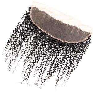 Image 3 - Karizma Hair อินเดียลึกมาพร้อมกับ 4 PCS ฟรีมนุษย์ธรรมชาติสี Non Remy ผมทอผ้า