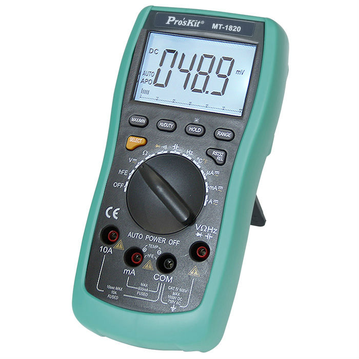 ФОТО Free PP  Tools MT-1820 Professional 3 5/6 Dual Display Digital Multimeter,Resistance Frequency Meter Measure Tools