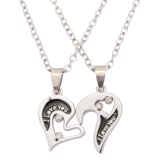 Me to You Locket Pendant with Chain of 40cm 19zTRmIwU