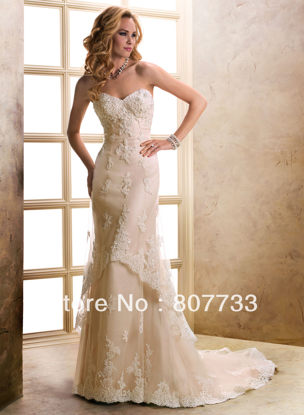 long wedding dresses Aliexpress com Buy special sweetheart double layer lace long wedding dresses from Reliable wedding dress sexy suppliers on JM Bridals