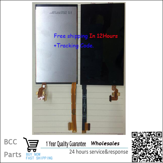 BEST quality, Original LCD display screen digitizer For HTC One Mini M4 601e 601s with LOGO & tracking number