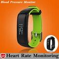 Кровяное Давление Монитор Сердечного ритма Smart Watch Bluetooth Smartwatch Смарт Часы Фитнес-Часы для Android iOS Водонепроницаемый