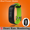 Blood Pressure Heart Rate Monitor Smart Watch Bluetooth Connectivity Smartwatch Smart Clock Fitness Watch Android iOS Waterproof