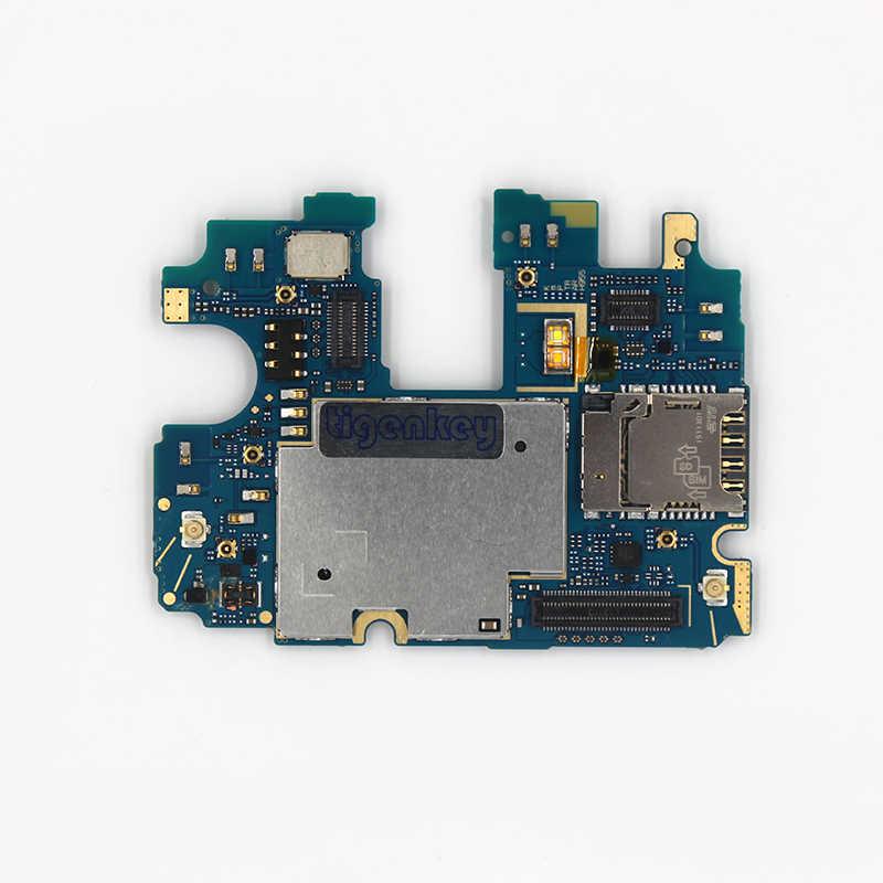 Tigenkey Desbloqueado 16 gb Trabalhar Para LG G Flex2 H955 Mainboard Original Para LG H955 Teste Motherboard 100% & Livre grátis