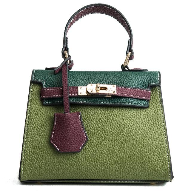 66f2d187d4 LXTAZG Fashion Famous Designer Brand Women leather Handbags Motorcycle  Shoulder Bag lady luxury Evening clutch bag Messenger Bag