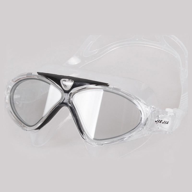 NEW Professional Women Men Kid Waterproof Anti-Fog UV Protection Swimming Goggles Swim Pro Glasses boihon bh017 anti fog uv protection hd vision swimming goggles