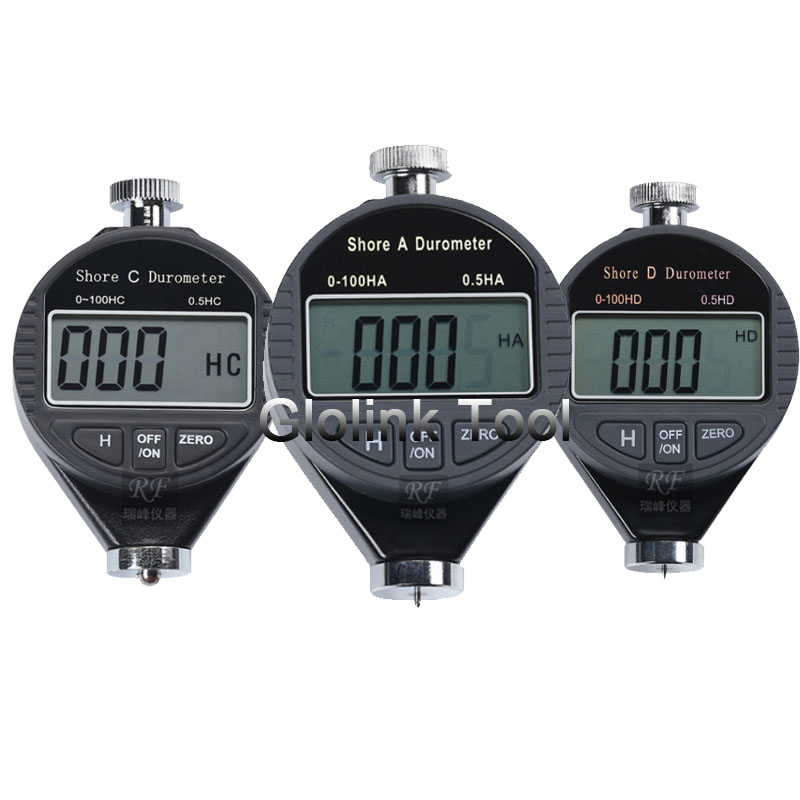 Digital gauge Shore hardness Durometer Digital Hardness Tester Hardness Meter Shore A for Plastic, leather, rubber, multi-resin selby стульчик для кормления 252 selby желтый