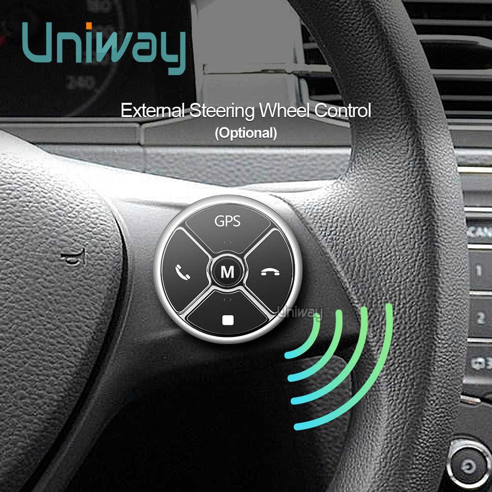 Uniway AWTL8071 2 グラム + 32 グラム android 9.0 車の dvd grand 2006-2011 vitara マルチメディア車ラジオステレオ gps ステアリングホイール