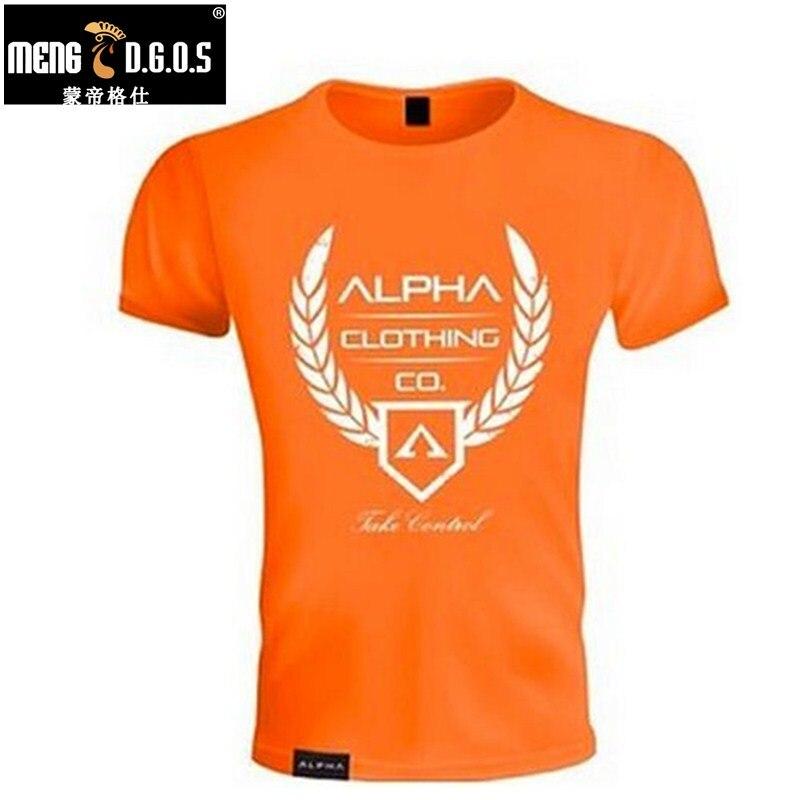 Zīmols sporta zāles apģērbu fitnesa t krekls vīriešu modes paplašināt hip hop vasaras īsām piedurknēm t-krekls kokvilnas haizivs inženieri