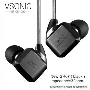 Image 3 - VSONIC HIFI Dinamico In Ear Auricolari Auricolare NUOVO GR07 Classico Professionale di Isolamento del Rumore di Sport IME