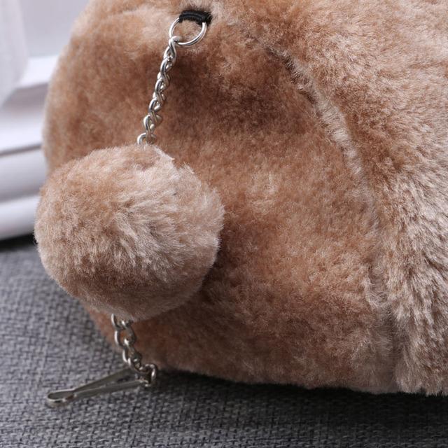 Pet Plush Hammock For Ferret Rat Hamster Squirrel Parrot Hanging Bed House Toys
