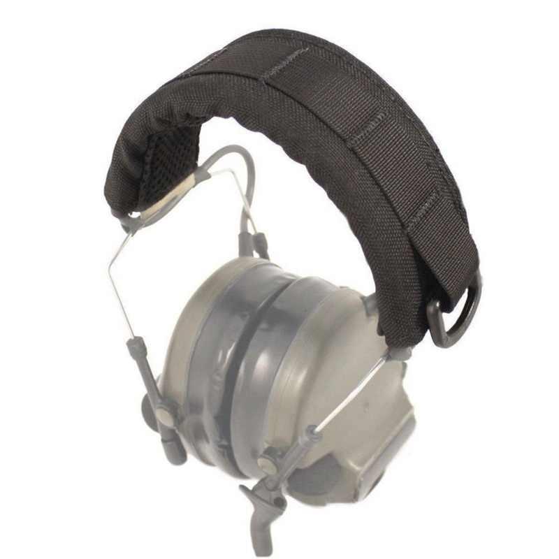 Аксессуары системы армейские вентиляторы охотничьи наушники глухой чехол прочный мягкий материал наружный охотничий камуфляж
