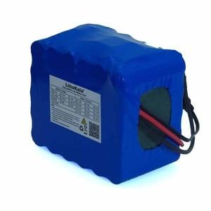 Image 2 - LiitoKal 24V 10Ah 6S5P 18650 סוללה ליתיום סוללה 24V אופניים חשמליים טוסטוס/חשמלי ליתיום סוללות + 25.2V 2A מטען