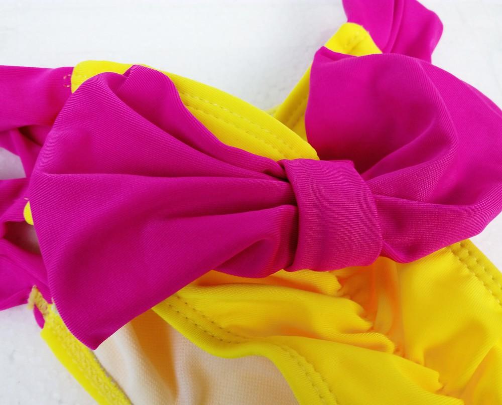 Summer style 17 swimsuit bow bikini bottom cute Swimwear brand biquini bikinis Beach suit women usa brazilian bikini bottoms 18