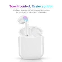 ABDO Bluetooth écouteur 5.0 Mini TWS M9S sans fil casque oreille avec boîte de charge