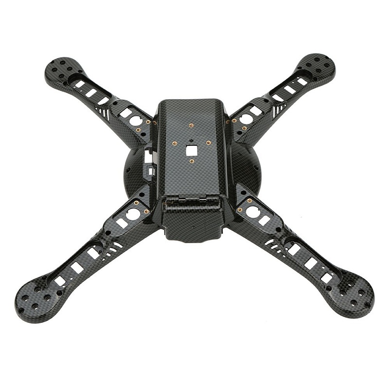 XK X380-002 Lower Body Shell Cover Spare Parts For X380 X380-A X380-B X380-C RC Quadcopter