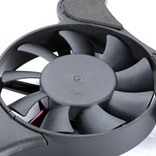Black USB Mini Octopus Laptop Fan Cooler Cooling Pad Folding Coller Fan   QJY99