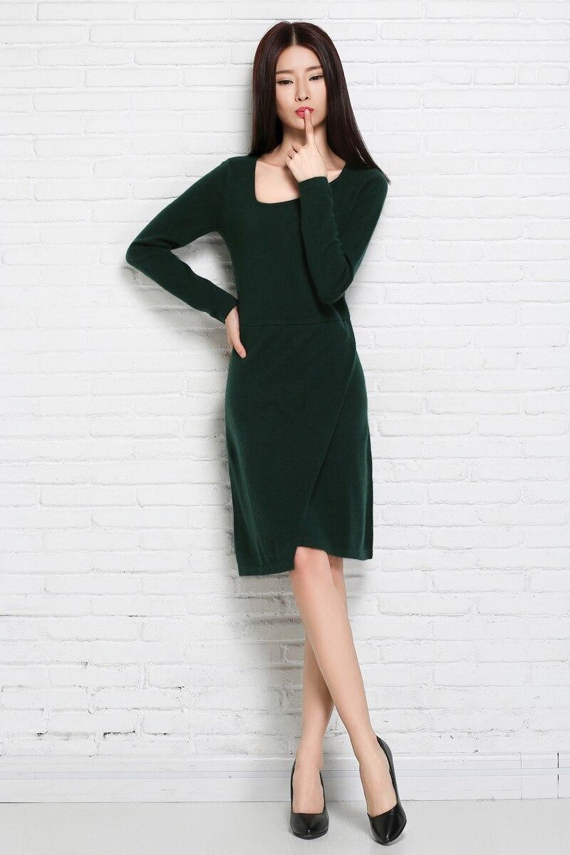 Adohon 2018 Fashion Wanita Dresses dan Pullover Sueter Femme Musim - Pakaian Wanita - Foto 6