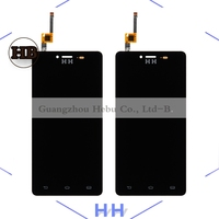 Free Shipping 1pcs New HH For Philips S326 LCD Screen Digitizer With Touch Screen S326 LCD