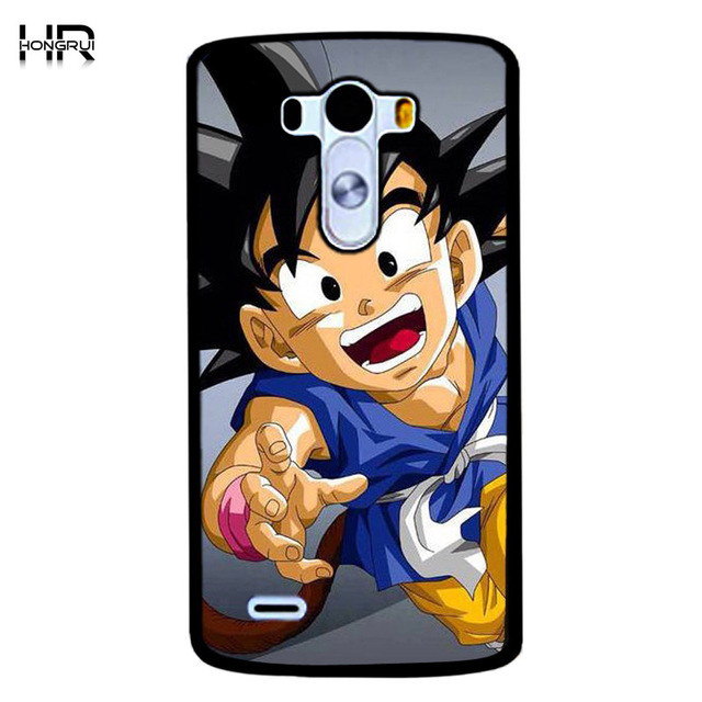 New Dragon Ball Z Goku Phone Case