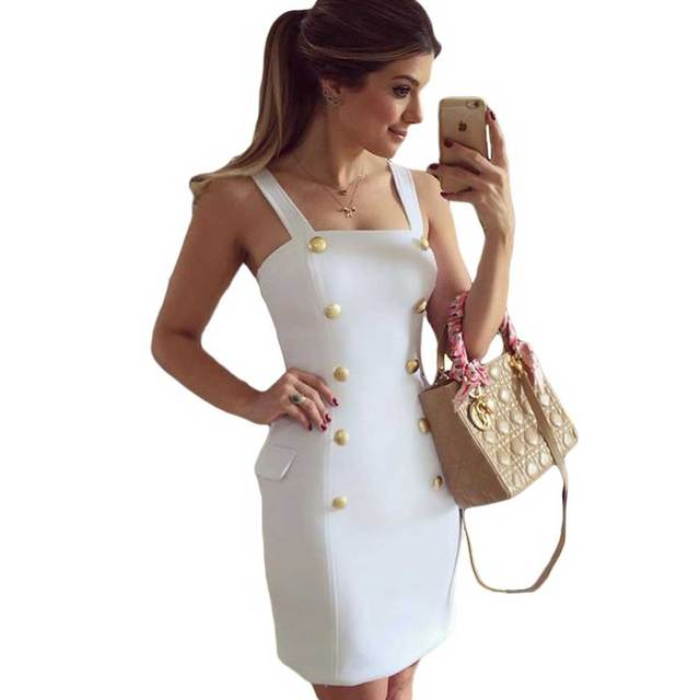 Pocket Mini Dress