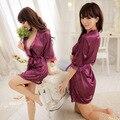 2015 Erotic Lingerie Sexy pijamas roupa de banho camisola brilhante C1045 fabricantes de uma geração de gordura