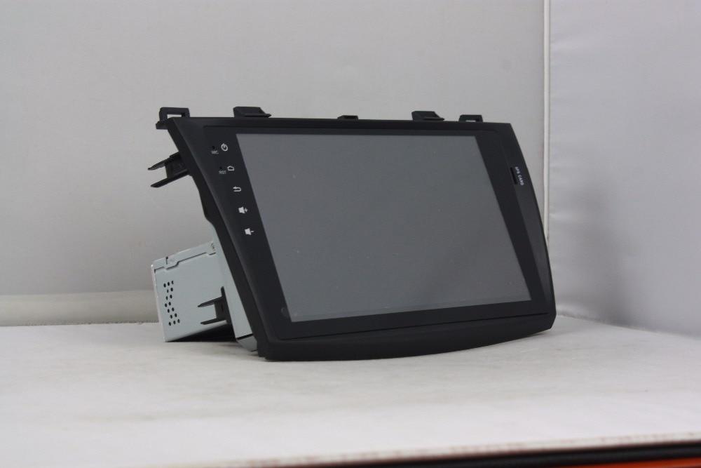 "Best 2GB RAM Quad core 2 din 9"" Android 8.1 Car DVD Player for Mazda 3 2010 2011 2012 GPS Radio Bluetooth USB WIFI 16GB ROM 4"
