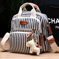 Multifunction Mummy Maternity Bags Baby Diaper Nappy Bags Waterproof Baby Bag Backpack Nursing Bag for Baby Care, 12 Colors