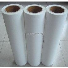 Высококачественный Печатный винил, цифровой печатный ПУ можно использовать для эко sovlent чернил принтера размером 50 см* 25 м