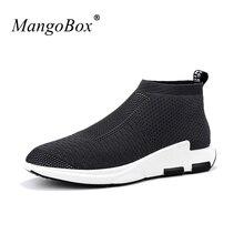 Hot 2017 Spring/Summer Mens Running Sneakers Breathable Athletic Sport Shoes Men Black/Red Walking Jogging Shoes Gym Sneaker