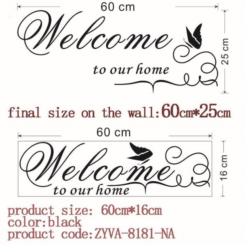 HTB1avBLHpXXXXX8XXXXq6xXFXXXD - welcome to our home quote wall decal