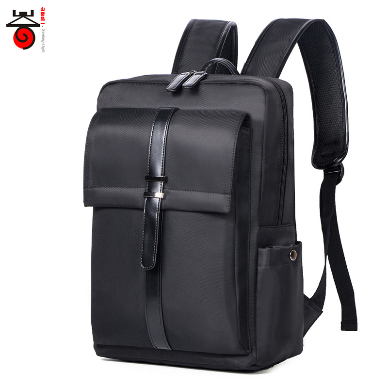 New Men's Laptop Backpacks 15.6 Inch Notebook Computer Bags Fashion Casual Student School Bags for Male Travel Backpack Mochila jacodel laptop bagpack 15 inch notebook backpack travel case computer pc bag for lenovo asus dell notebook 15 6 inch school bags