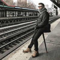 Chaise de pêche pliante en plein air attente queue artefact portable métro voyage lumière mini siège portable télescopique