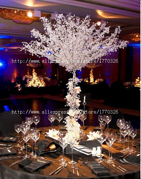 2pcs/lot Free Shipment 5ft Tall 10Days Delivery/ Wedding Centerpiece ...